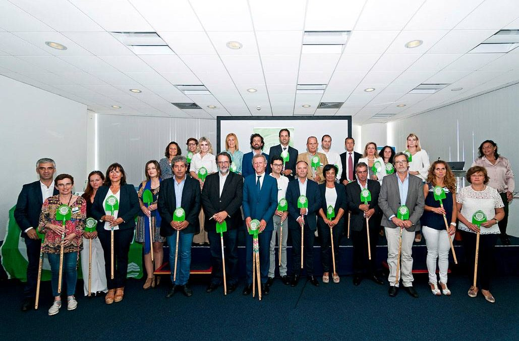 27 municípios ECOXXI aderiram à Rota no dia 28 de setembro